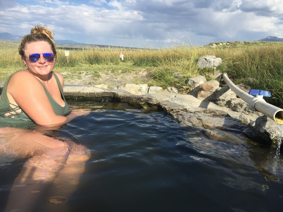 Shepherds hot spring