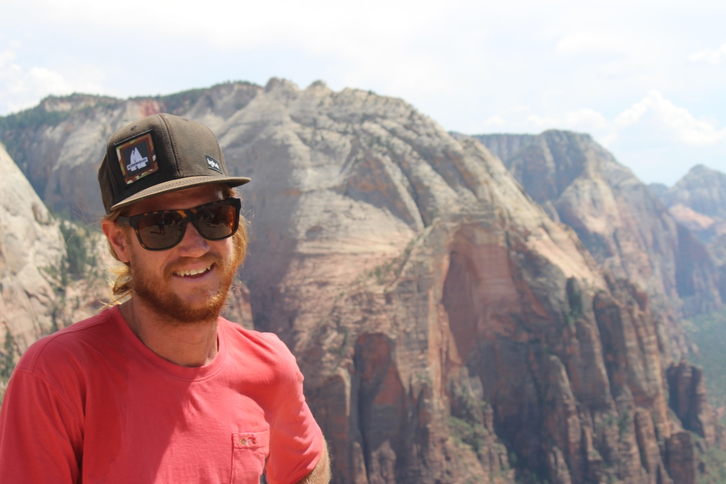 Me in Zion
